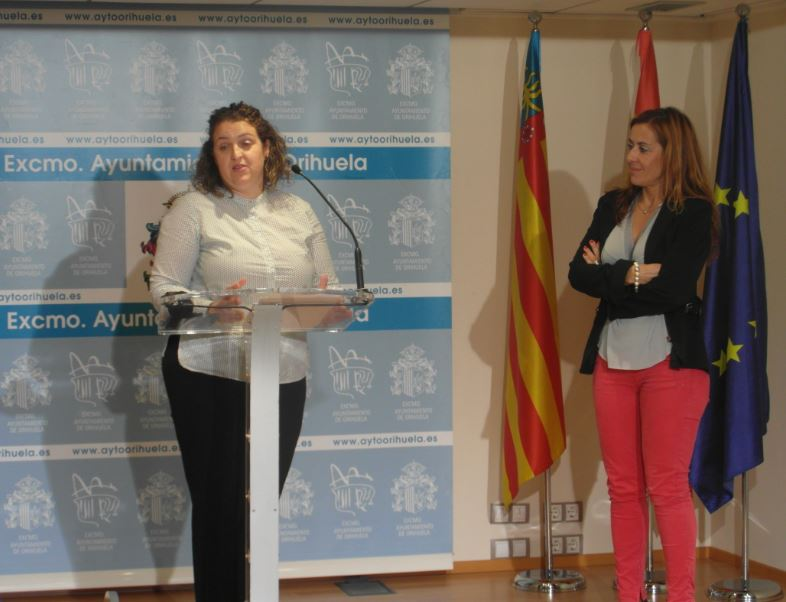 Councillors Grao and Alvarez