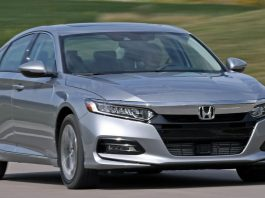 If you want to travel Europe in ultimate comfort, the Honda Accord is an excellent choice!