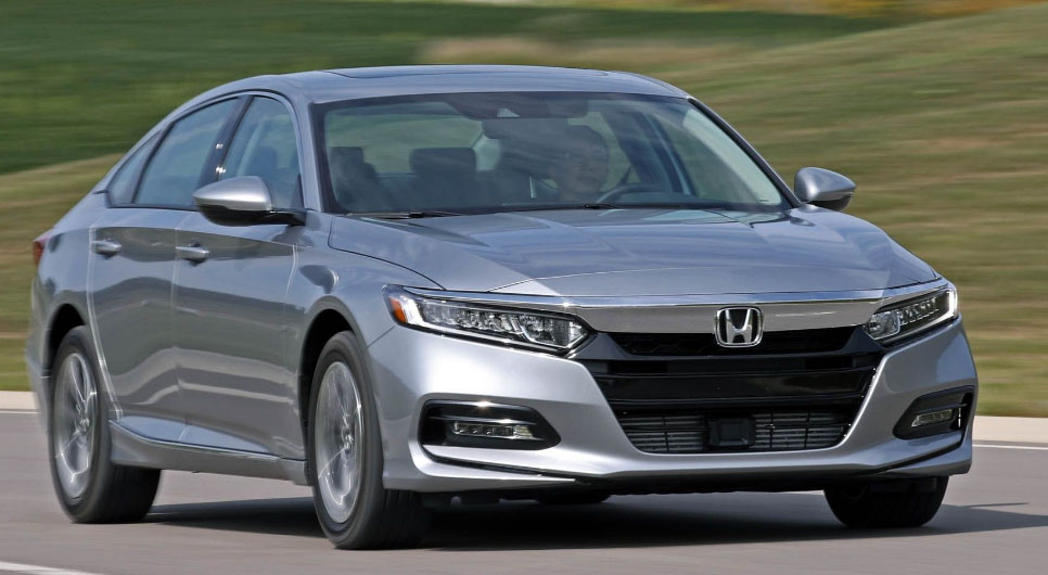 If You Want To Travel Europe In Ultimate Comfort, The Honda Accord Is An  Excellent