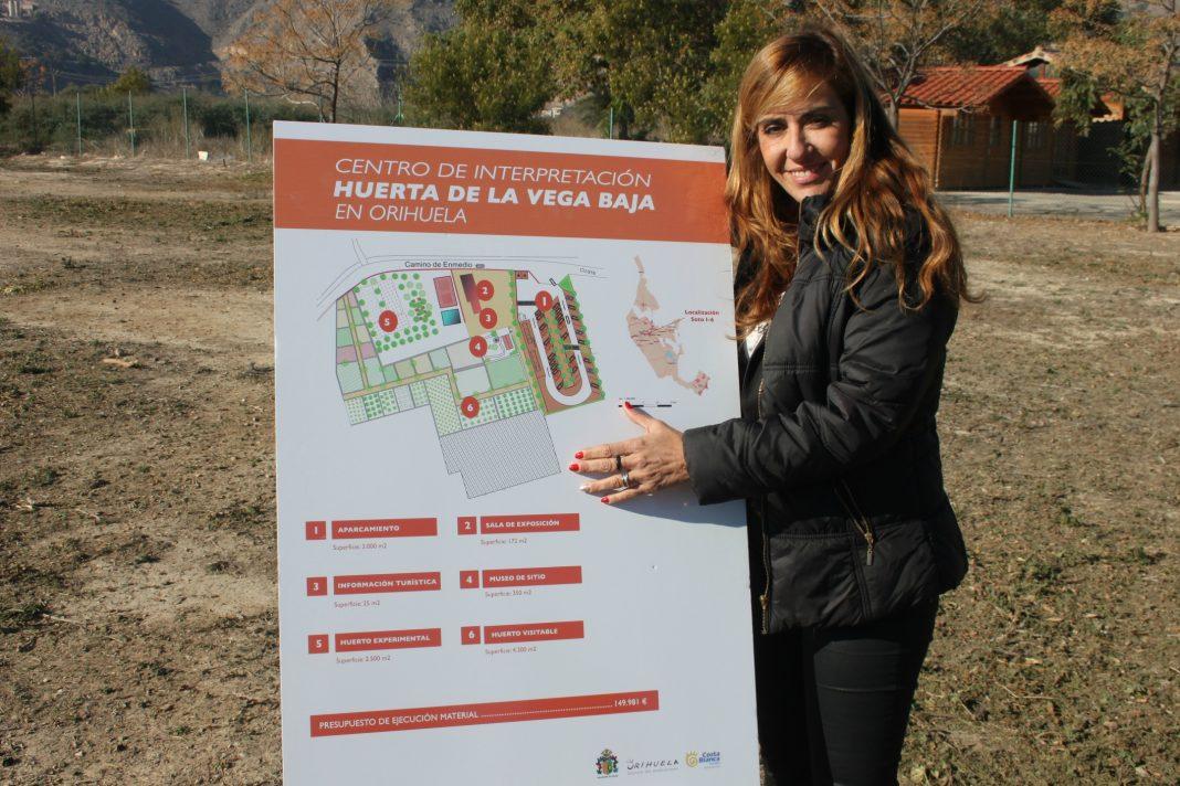 Agricultural Visitor Centre for Orihuela