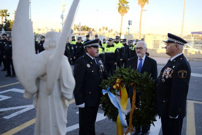 Torrevieja celebrates el Día de la Policía