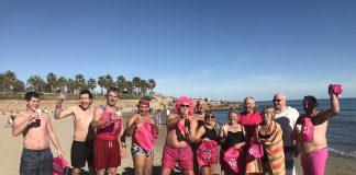 Pink Ladies New Year Swim