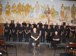 Popular choral society present their 'Double-Delight'