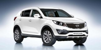 KIA Sportage announced as fastest selling used car In 2017