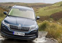 KODIAQ proves King of the Hill as it claims top category honours in the 4x4 of the Year Awards
