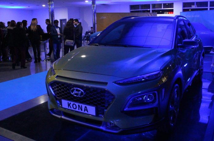 autofima elche launch hyundai kona in spain a refreshing addition to compact suv lineup the. Black Bedroom Furniture Sets. Home Design Ideas