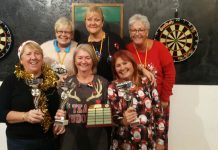 TORREVIEJA DARTS LADIES ORGANISATION