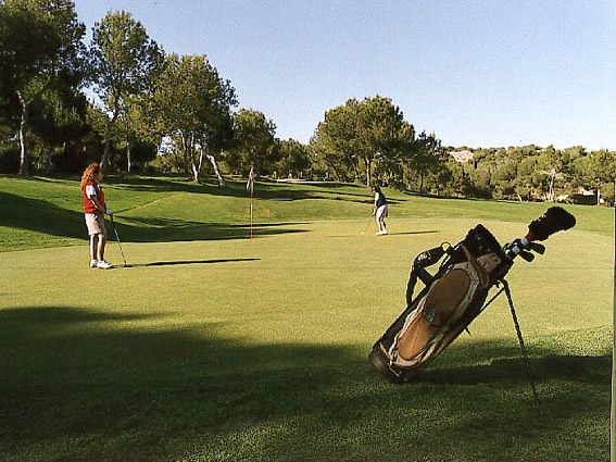 Las Ramblas Social Club Golf Society