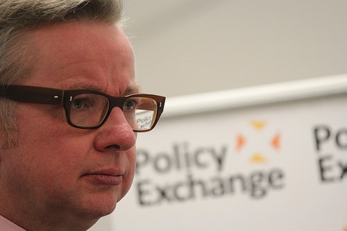 Secretary of State Michael Gove featured at the Oxford Farming Conference 2018 at the beginning of this month, aiming to set out his and the UK government's vision on the nation's long-term prospects for its farming industry - (CC BY 2.0) by Policy Exchange