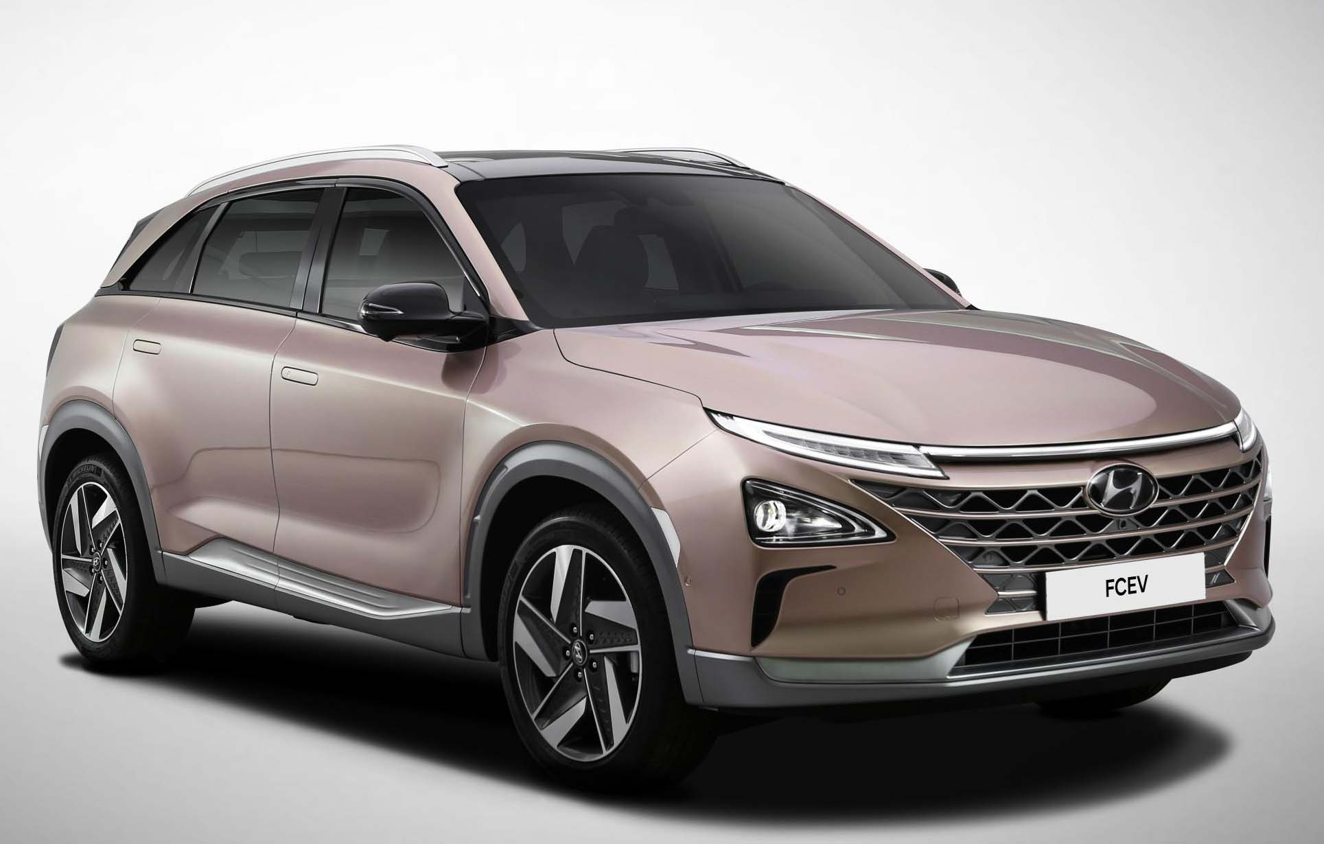 Hyundai To Debut All New Autonomous Features On Next Generation Fuel Cell  Vehicle At