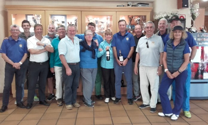 Orba Warblers Golf Society suffering the blues