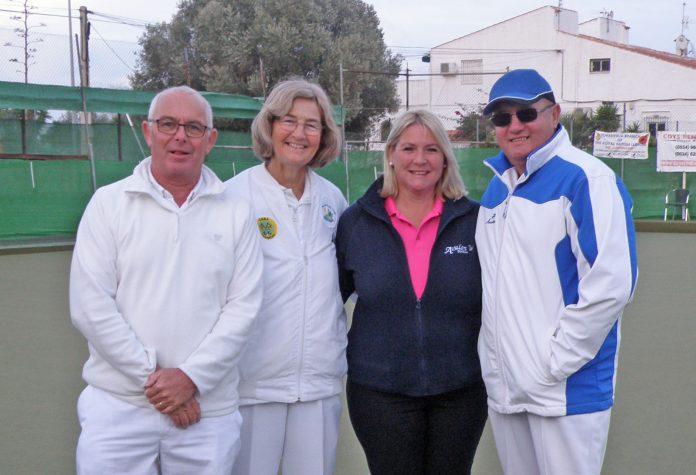 Kenyon success in 'Avalon' San Luis Mixed Triples