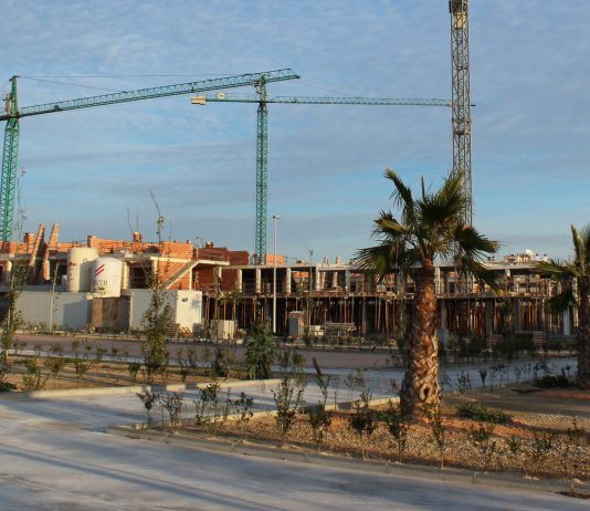 Torrevieja Construction sector continues to grow