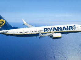 Ryainair flight forced to divert after Irish woman's aggressive behaviour mid-air