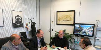Bascuñana calls for urgent progress on Emergency Centre