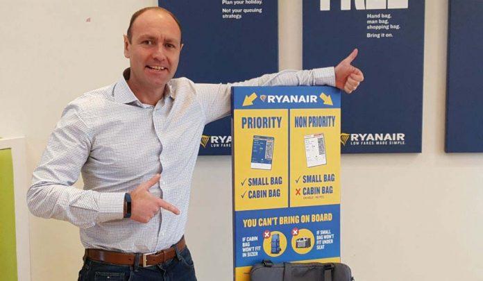 Ryanair Baggage Policy – Smoke and Mirrors