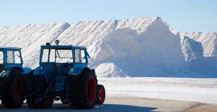 Torrevieja saltworks doubles output