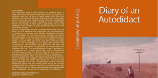 Diary of an autodidact by Wangeli Chaaraoui