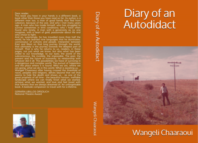Diary of an autodidact by Wangeli Chaaraoui