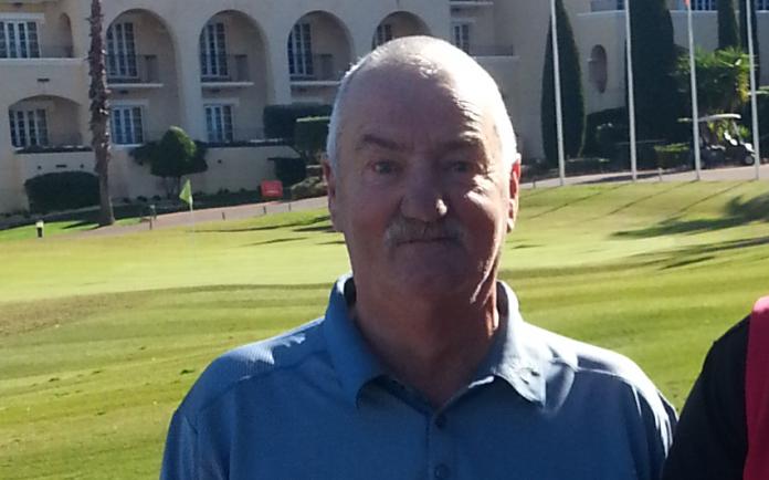 Division 1 winner: Steve Branston