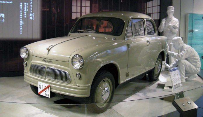 Suzulight – Suzuki's very first car