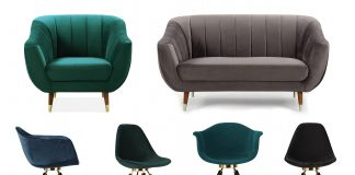 Velvet Chair / Sillas de comedor