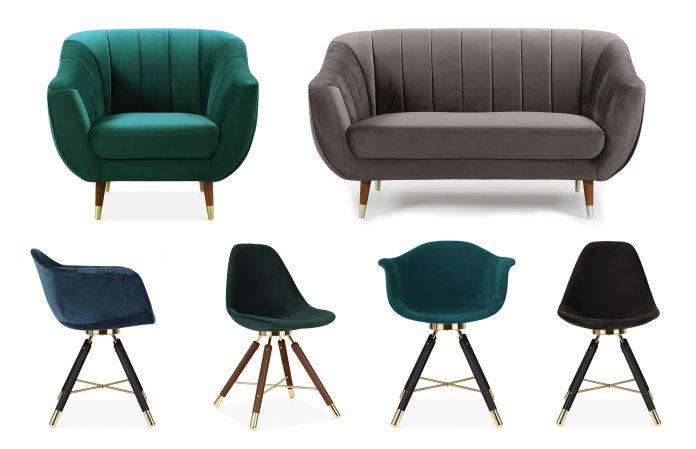 Velvet Chair / Sillas de comedor