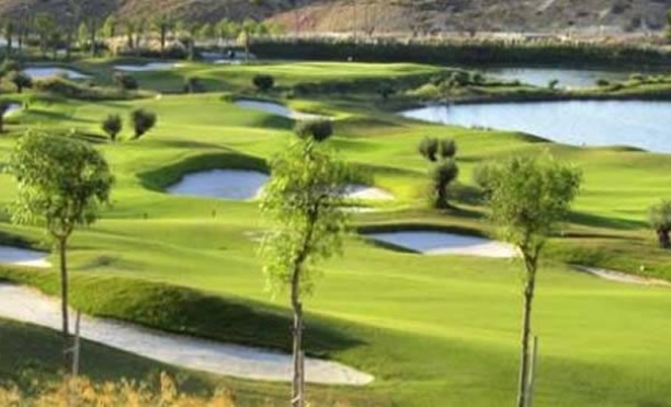 The Med Bar Golf Society, El Raso, at Font de llop