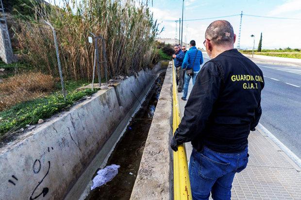 British woman found dead in drainage ditch