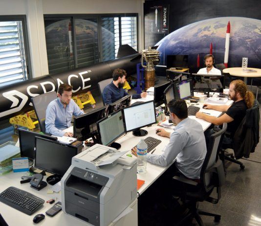 """""""Made in Elche"""" rocket bound for space in 2019"""