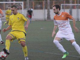 Torry's latest signing, Calderon, late of Novelda and Cadiz