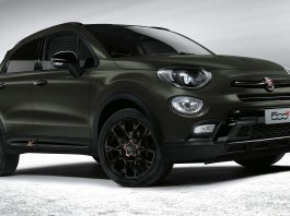 FIAT 500X keeps drivers connected with model year updates