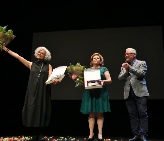 Last years awards went to Arancha Blanco and Amalia del Río