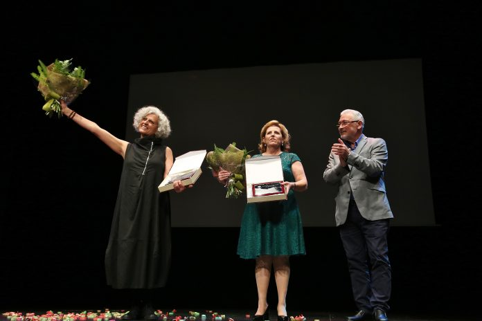 Last years awards went to Arancha Blanco and Amalia del Río