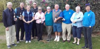 Captain's Drive - In results from Alicante Jan 31 - Stableford