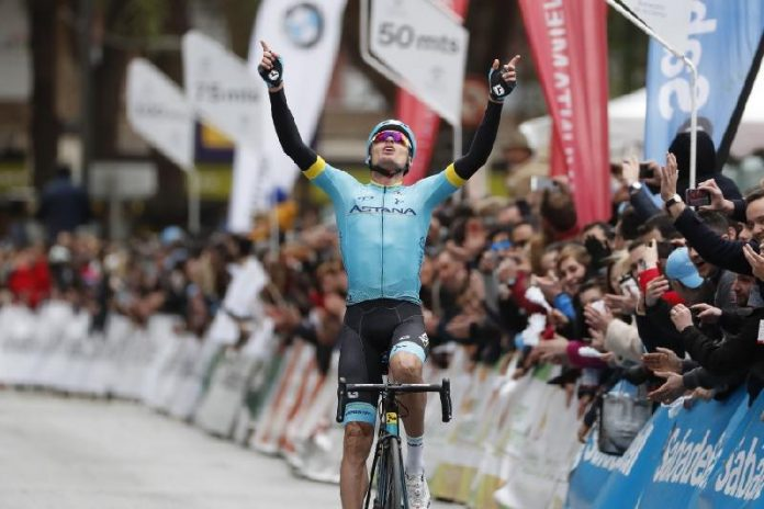 Astana Pro Team take Murcia Vuelta