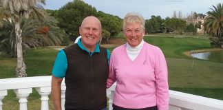 Pego Golf Society Match 13th February 2018