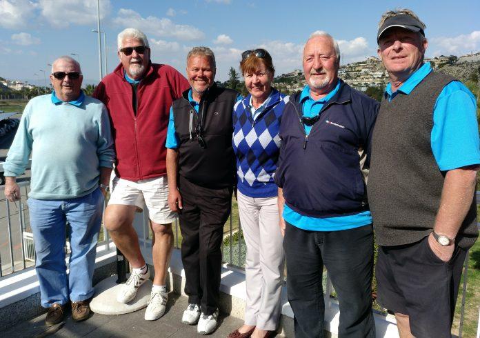 El Raso Golf Society