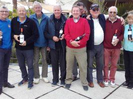 Orba Warblers Golf Society Wednesday 21st February, Bonalba