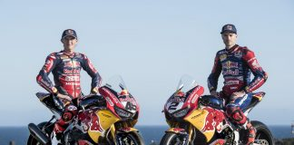 Season opener beckons for the Red Bull Honda World Superbike Team