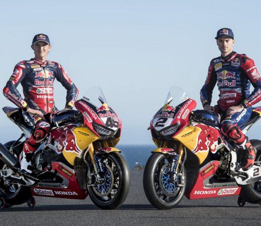 Season opener beckons for the Red Bull Honda World Superbike Team