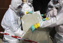 Asbestos Alert in another dozen of schools