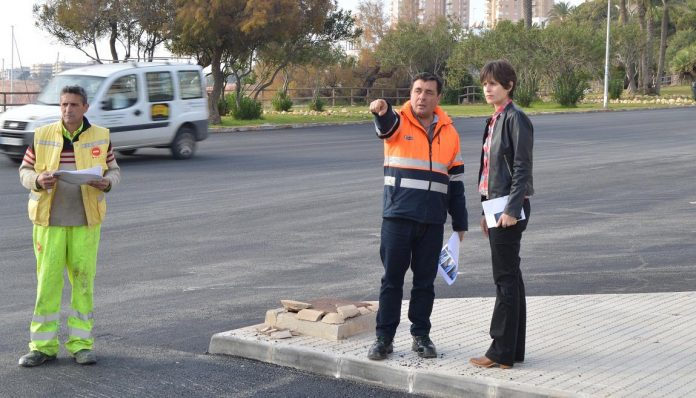 Renovation of the sewer network and asphalting in Orihuela Costa