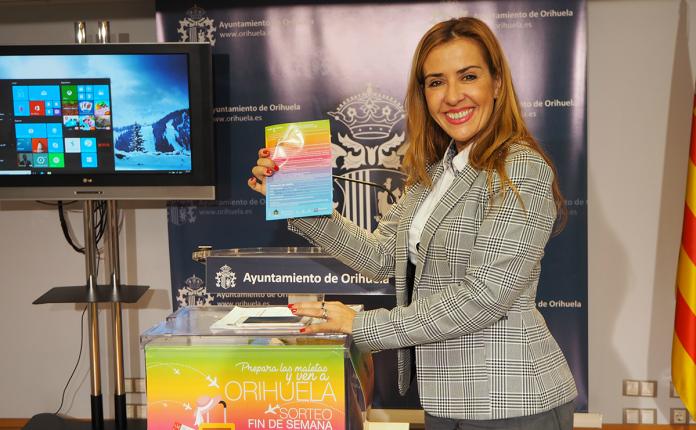 Álvarez emphasises the importance to Orihuela of FITUR