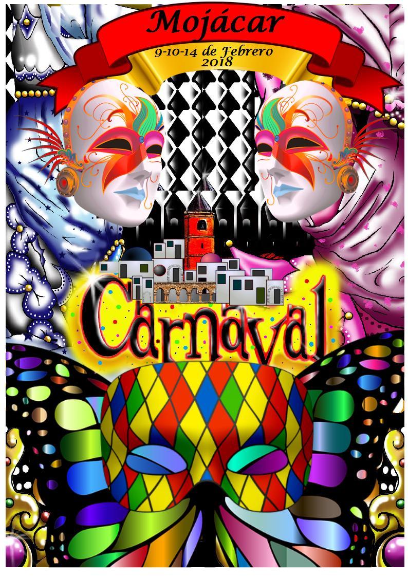 It's Carnival Time In Mojácar