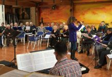 Crescendo International Choir Back to Rehearsals