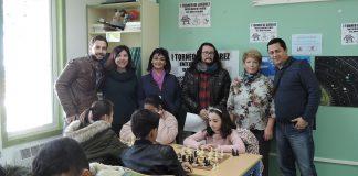 Mojácar's Junior Chess Tournament
