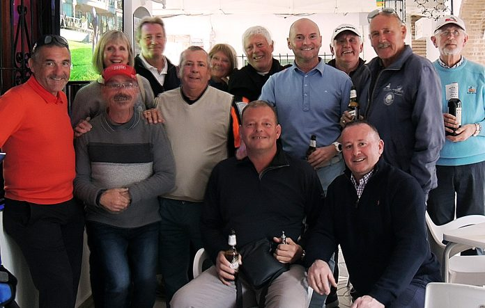 Over 50 players take part in Plaza Captain's Day