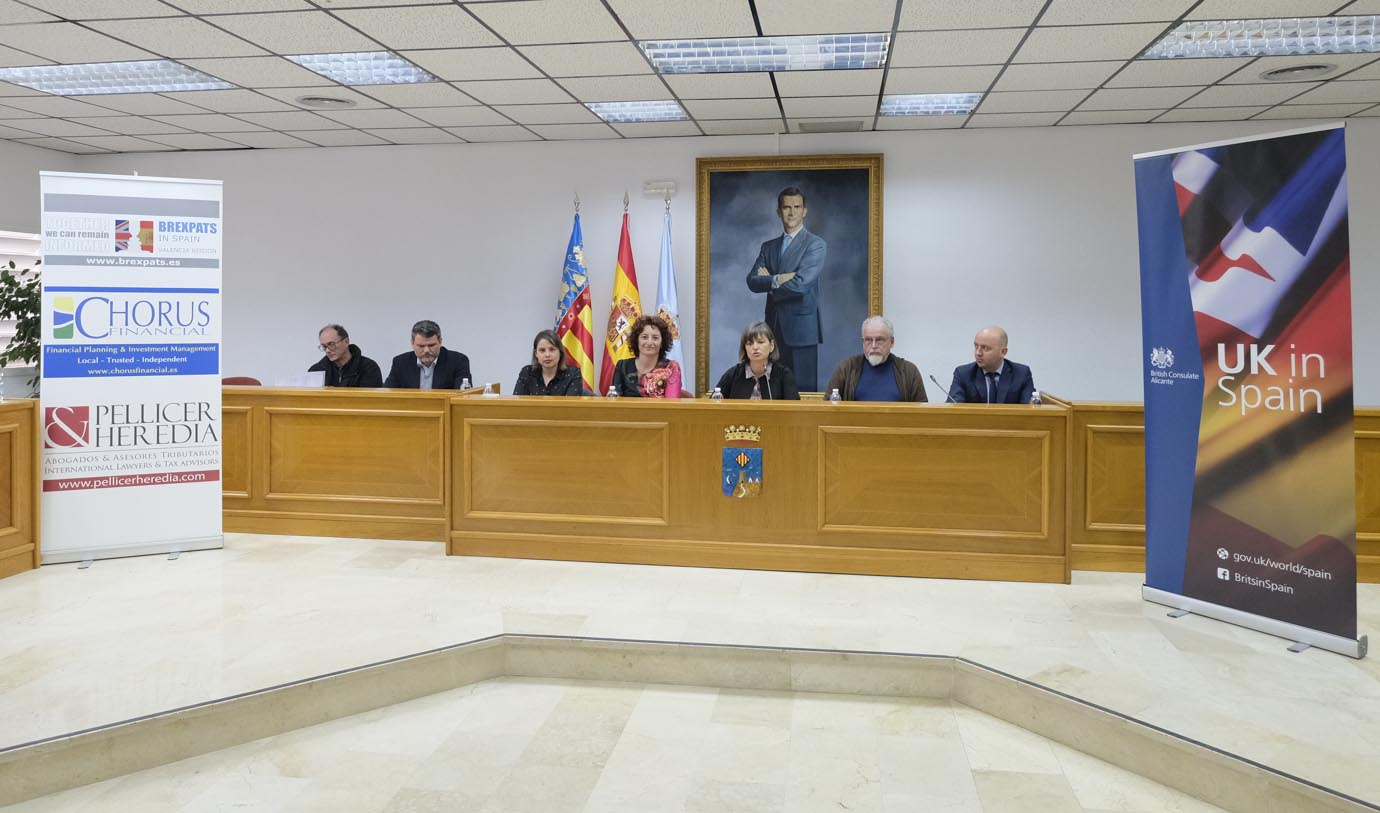 Almost a hundred attend Torrevieja BREXIT Seminar