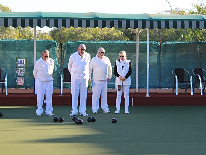 Winter league win for the Emerald Isle at La Marina